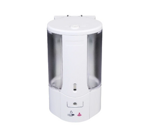 Automatic Hand Sanitizer Dispenser, Liquid Soap Dispenser Drop/Gel with Sensor, Touchless for Office/Home/Restaurant/Hotel