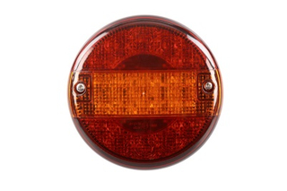 "LED 5.5"" Hamburger Lamp Stop/Tail Indicator"
